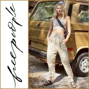 🌻FREE PEOPLE🌻 Joggers